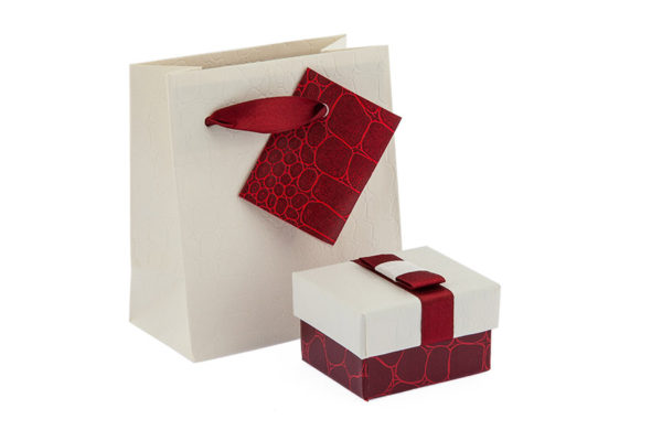 Estuche cartón sortija serie 188 / 1881S - Euroestuche