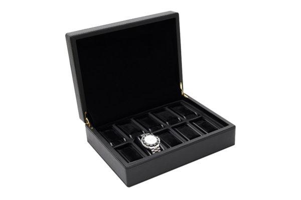 Estuche muestrario 10 relojes E1513R - Euroestuche